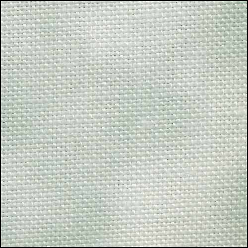 Fabric Flair Kelp 28ct Linen,17x19