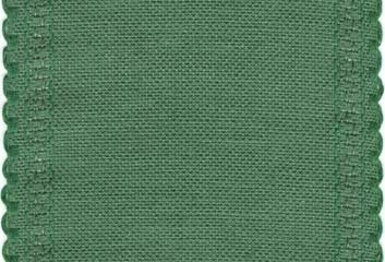 BANDING,Green with Scalloped Border 24CT,72736