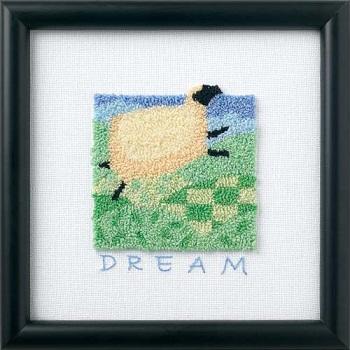 Sweet Dream Lamb by Dimensions