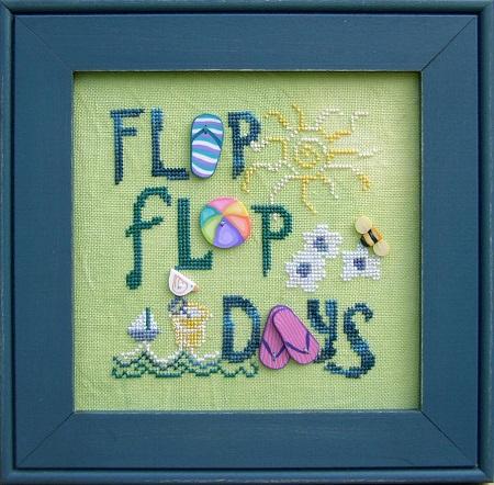 JUBCO 7415.G Flip Flop Days