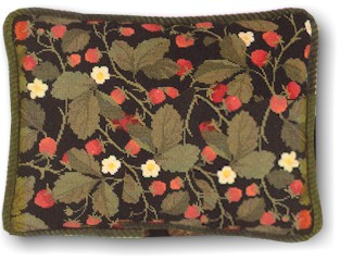 Eva Rosenstand Strawberries Pillow