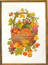 Fruit basket by Eva Rosenstand