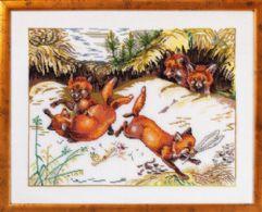Fox Earth by Permin