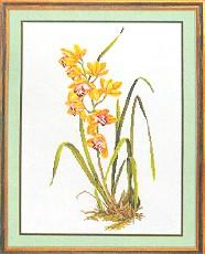 Floral stem by Eva Rosenstand