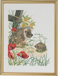Eva Rosenstand Hedgehogs & Poppies