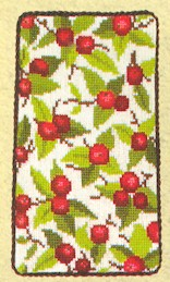 Eva Rosenstand Berry eyeglass case