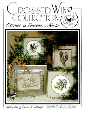 Crossed Wing Collection Extinct Is Forever