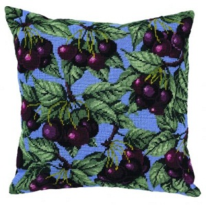 Cherry pillow by Permin
