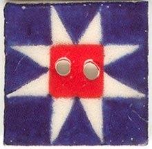 Patriotic Ohio Star,87011,Jim Shore buttons