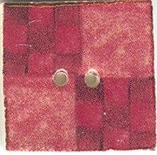 Brick Nine Patch-87010-Jim Shore buttons