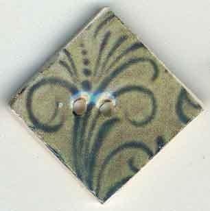 Spruce Flourish Diamond,87038,Jim Shore buttons