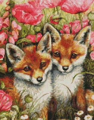 Little Foxes-9002- by Kustom Krafts