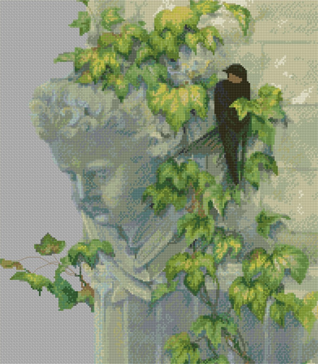 Roman Ivy by Kustom Krafts-CHART