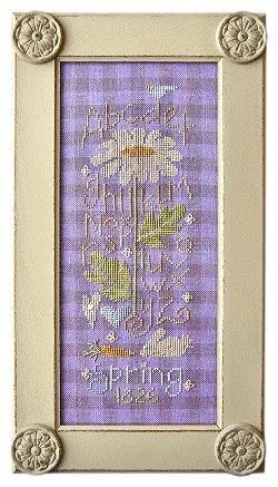 Sadie Stuart-Spring Flower Sampler by Samsarah Design Studio