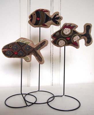 Fish Stix by Samsarah Design Studio