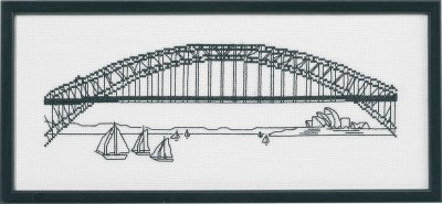 Harbour Bridge by Permin