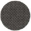 Black mono canvas,18 ct,20 x 18