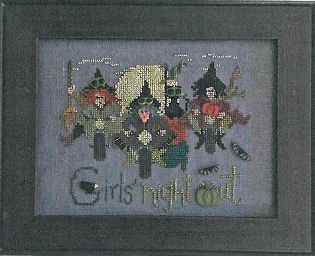 JUBCO 9609.G Girls Night Out