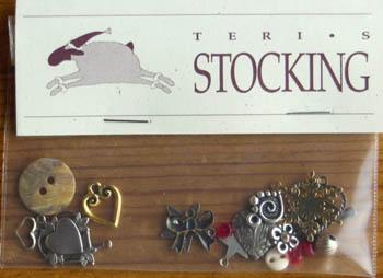 Shepherd's Bush Teri's Stocking Charms