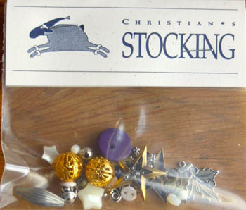 Shepherd's Bush Christian's Stocking Charms