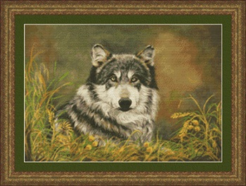 Fall's coming wolf by Kustom Krafts