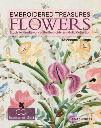 Dr.Annette Collinge Embroidered Treasures Flowers