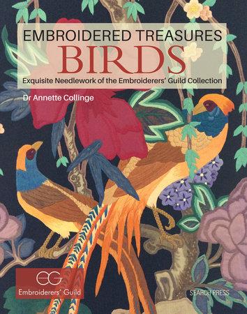 Dr. Annette Collinge Embroidered Treasures Birds