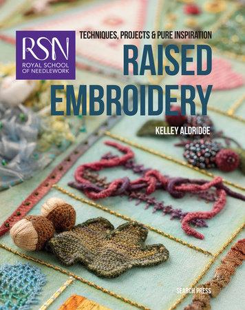 Royal School of Needlework Raised Embroidery