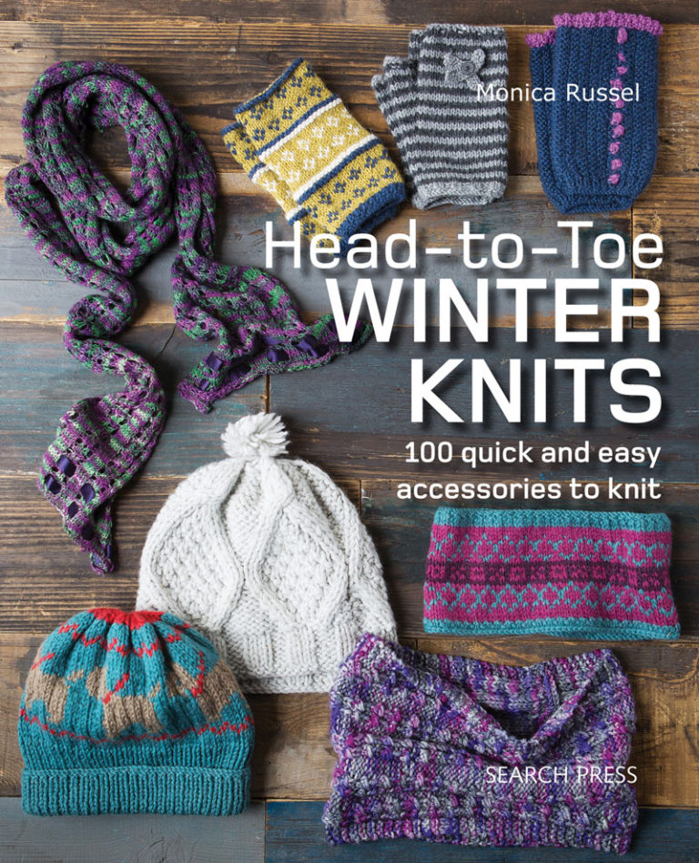 Monica Russel Head-to-Toe Winter Knits