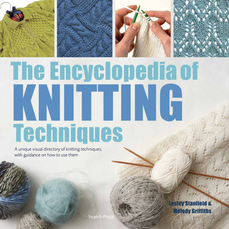 Lesley Stanfield Encyclopedia of Knitting Techniques
