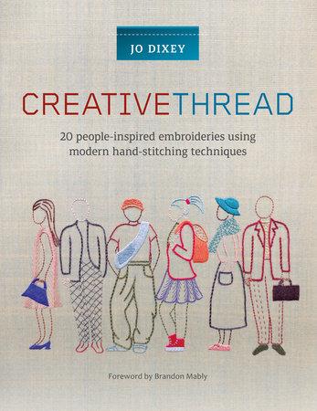Jo Dixey Creative Thread