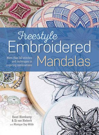 Hazel Blomkamp Freestyle Embroidered Mandalas
