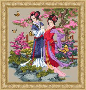 Asian Beauties9847-  by Kustom Krafts