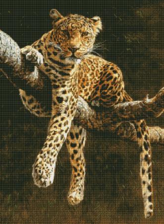 Hypnotic Leopard-9923- by Kustom Krafts