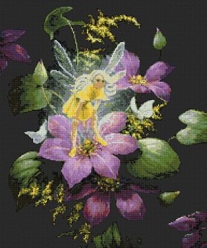 Clematis Fairy -9993- by Kustom Krafts