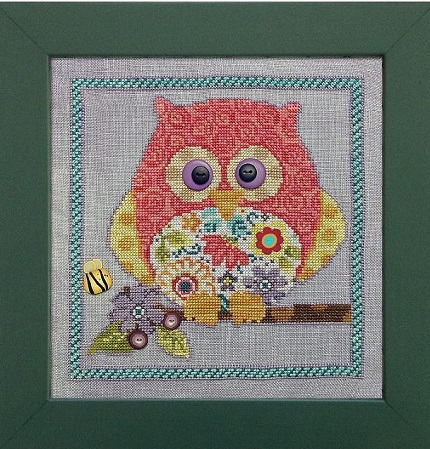 Art to Heart Curious Owl