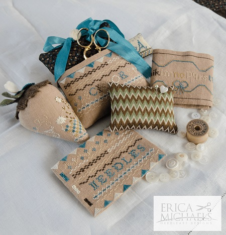 Erica Michaels Abra's Sampler Smalls