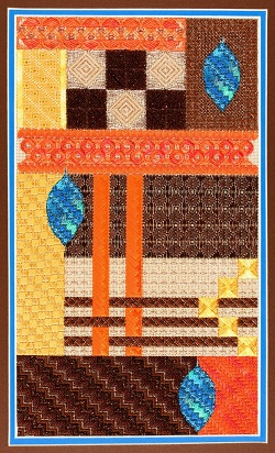Autumn leaves by Deb Bee's Designs