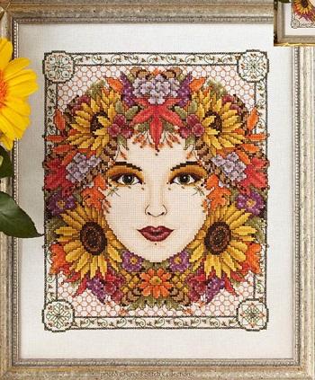 Joan Elliott Autumn Goddess