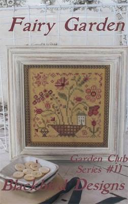 Blackbird Designs BD282 Fairy Garden (11/12) Garden Club Series