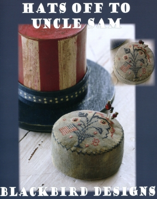 Hatts off to Uncle Sam by Blackbird Designs