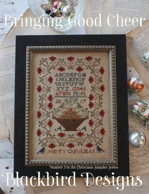 Bringing Good Cheer by Blackbird Designs