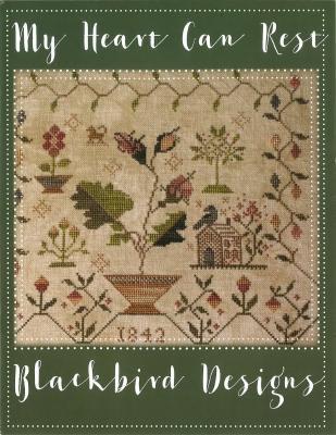 Blackbird Designs BD312 My Heart Can Rest