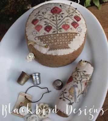 Blackbird Designs BD317 Sweet Summer, Come Again (2 designs)