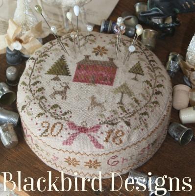 Blackbird Designs BD318 Early Christmas Morning