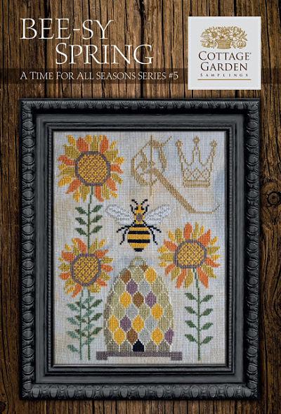 Cottage Garden Samplings Time For All Seasons 5 - Beesy Spring