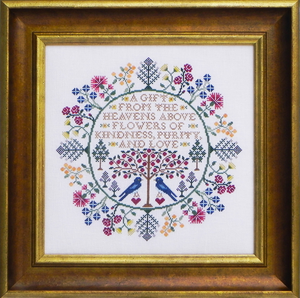 Blue Ribbon Designs Botanical Blessings
