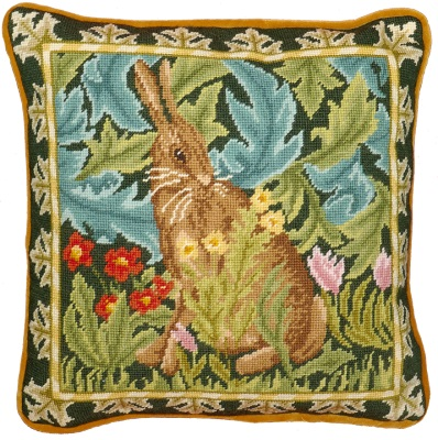 Woodland Hare Tapestry - by William Morris BTTCA11 by Bothy Threads