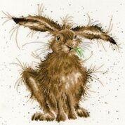 Bothy Threads BTXHD49 Hare Brained - Hannah Dale