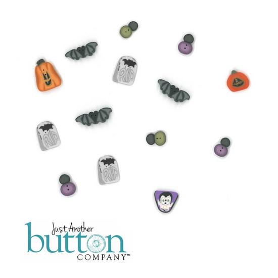 BUTTON PACK - BUMP N. D'KNIGHT FARM - Praiseworthy Stitches